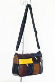 Дамска чанта от естествена кожа 9152537