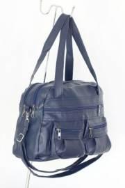 Дамска чанта син цвят 9152547