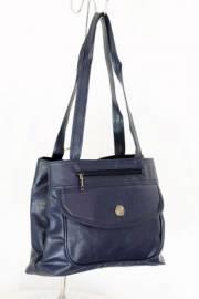 Дамска чанта син цвят 9152548