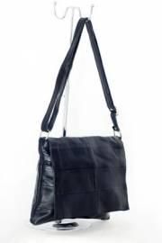 Дамска чанта черен цвят естетвена кожа 9152578
