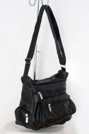 Дамска чанта черен цвят 9152580