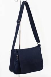Дамска чанта в тъмно синьо 9152659