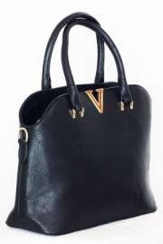 Дамска чанта в черен цвят 9152664