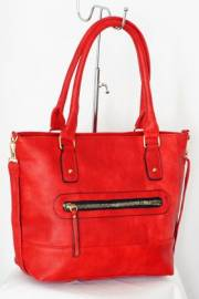 Дамска чанта в червено 9152681