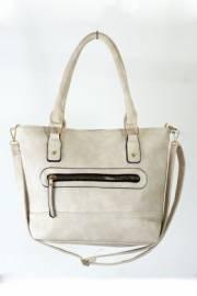 Дамска чанта в бежово 9152760