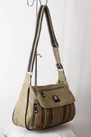 Дамска чанта в бежов цвят 9152768