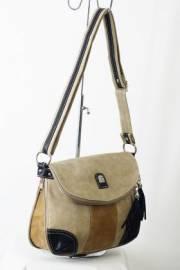 Дамска чанта в бежов цвят 9152773