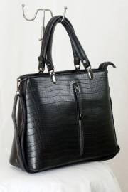 Дамска чанта в черно 9153115