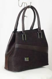 Дамска чанта в кафяво 9153127