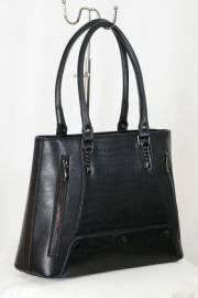 Дамска чанта в черно 9153138