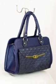 Дамска чанта в синьо 9153168