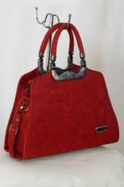 Дамска чанта в червено 9153180