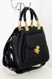 Дамска чанта в черно 9153184