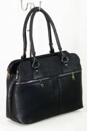 Дамска чанта в черно 9153189