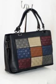 Дамска чанта в черно 9153195