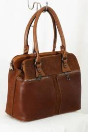 Дамска чанта в кафяво 9153196