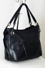 Дамска чанта в черно 9153223