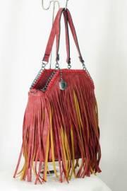Дамска чанта в керемидено червено 9153227
