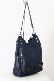Дамска чанта-раница в синьо 9153241
