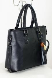 Дамска чанта в черно 9153242