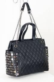 Дамска чанта в черно 9153245