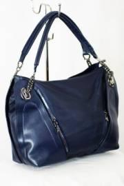 Дамска чанта в синьо 9153265