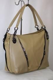 Дамска чанта в бежово 9153267