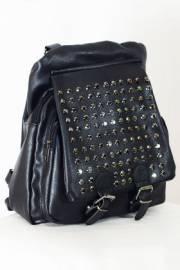 Дамска раница-чанта в черно 9153275