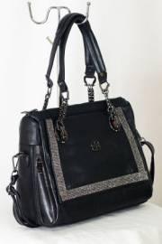 Дамска чанта в черно 9153277