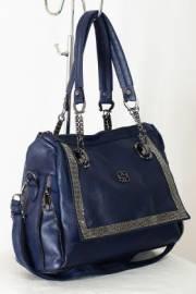 Дамска чанта в синьо 9153278