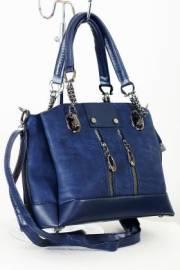 Дамска чанта в синьо 9153314