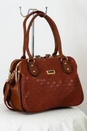 Дамска чанта в кафяво 9153321
