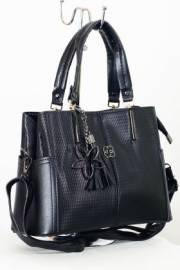 Дамска чанта в черно 9153324
