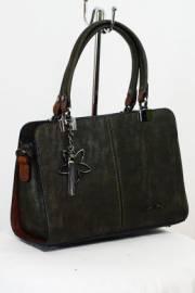 Дамска чанта в зелено 9153339