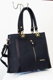Дамска чанта в черно 9153345