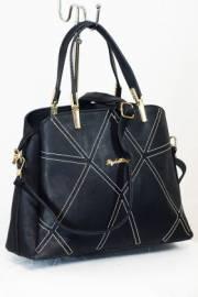 Дамска чанта в черно 9153346