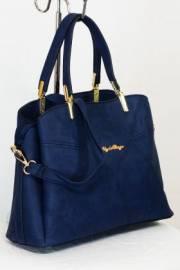 Дамска чанта в синьо 9153347