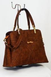 Дамска чанта в кафяво 9153351