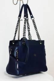 Дамска чанта в синьо 9153353
