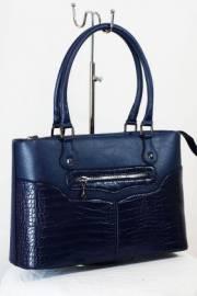 Дамска чанта в синьо 9153360