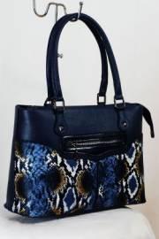 Дамска чанта в синьо 9153363