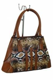 Дамска чанта в кафяво 9153380