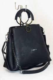Дамска чанта в черно 9153383