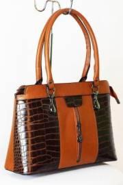 Дамска чанта в кафяво 9153421
