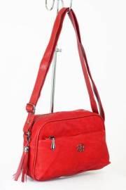 Дамска чанта в червено 9153434