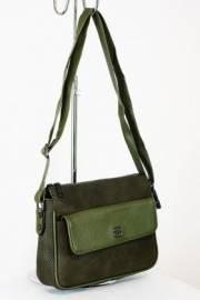 Дамска чанта в зелено 9153446