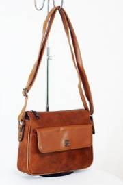 Дамска чанта в кафяво 9153447