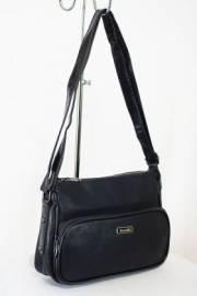 Дамска чанта черен цвят  9153517