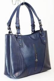 Дамска чанта с прегради  9153530
