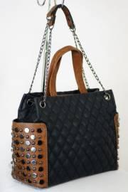 Дамска чанта черен цвят  9153557